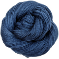 Knitcircus Yarns: Chain of Lakes 100g Kettle-Dyed Semi-Solid skein, Breathtaking BFL, ready to ship yarn