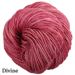 Knitcircus Yarns: Nobody But You Kettle-Dyed Semi-Solid skeins, dyed to order yarn
