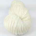 Knitcircus Yarns: Creamy Sheep 100g skein, Flying Trapeze, ready to ship yarn
