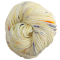 Knitcircus Yarns: Busy Bee 100g Speckled Handpaint skein, Ringmaster, ready to ship yarn