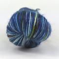 Knitcircus Yarns: We're Wolves 100g Speckled Handpaint skein, Breathtaking BFL, ready to ship yarn