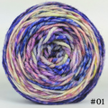 Knitcircus Yarns: Floating Lanterns 100g Modernist, Ringmaster, choose your cake, ready to ship yarn - SALE