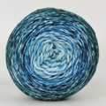 Knitcircus Yarns: Lothlorien 50g Panoramic Gradient, Greatest of Ease, ready to ship yarn