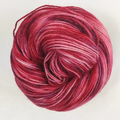 Knitcircus Yarns: Takes Two To Tango 100g Speckled Handpaint skein, Breathtaking BFL, ready to ship yarn