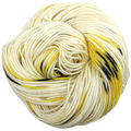 Knitcircus Yarns: Flight of the Bumblebee 100g Speckled Handpaint skein, Divine, ready to ship yarn