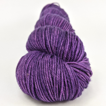 Knitcircus Yarns: The Sensible Ms. Dashwood 100g Kettle-Dyed Semi-Solid skein, Divine, ready to ship yarn