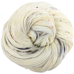 Knitcircus Yarns: Fox in the Henhouse 100g Speckled Handpaint skein, Trampoline, ready to ship yarn