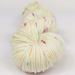 Knitcircus Yarns: Imaginary Best Friend 100g Speckled Handpaint skein, Divine, ready to ship yarn - SALE