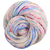 Knitcircus Yarns: Shabby Chic 100g Speckled Handpaint skein, Spectacular, ready to ship yarn