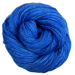 Knitcircus Yarns: Blue Radley 100g Kettle-Dyed Semi-Solid skein, Breathtaking BFL, ready to ship yarn