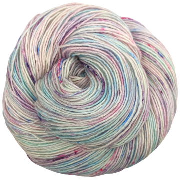 Knitcircus Yarns: Island of Misfit Toys 100g Speckled Handpaint skein, Spectacular, ready to ship yarn