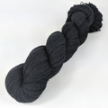 Knitcircus Yarns: Quoth the Raven 100g Kettle-Dyed Semi-Solid skein, Breathtaking BFL, ready to ship yarn