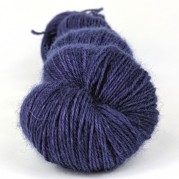 Knitcircus Yarns: Midnight Moon 100g Kettle-Dyed Semi-Solid skein, Breathtaking BFL, ready to ship yarn