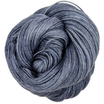 Knitcircus Yarns: Cornflower 100g Kettle-Dyed Semi-Solid skein, Breathtaking BFL, ready to ship yarn