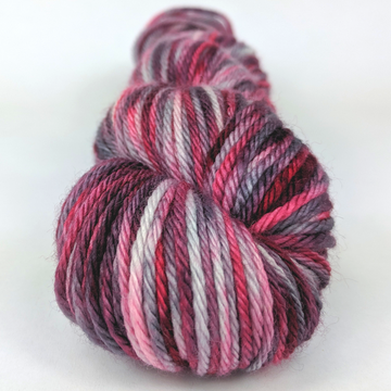 Knitcircus Yarns: Zombie Brunch 100g Handpainted skein, Ringmaster, ready to ship yarn