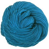 Knitcircus Yarns: Fly Me to the Moon 100g Kettle-Dyed Semi-Solid skein, Trampoline, ready to ship yarn