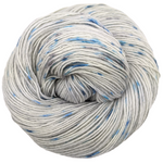 Knitcircus Yarns: Whiskers On Kittens 100g Speckled Handpaint skein, Spectacular, ready to ship yarn