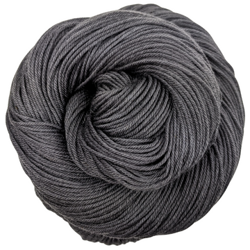 Knitcircus Yarns: Fade to Black 100g Kettle-Dyed Semi-Solid skein, Greatest of Ease, ready to ship yarn