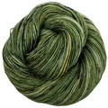 Knitcircus Yarns: Slow and Steady 100g Speckled Handpaint skein, Spectacular, ready to ship yarn