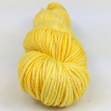 Knitcircus Yarns: Dizzying Intellect 100g Kettle-Dyed Semi-Solid skein, Ringmaster, ready to ship yarn - SALE