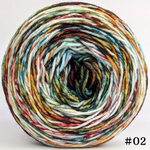 Knitcircus Yarns: Harvest Moon 100g Modernist, Divine, choose your cake, ready to ship yarn