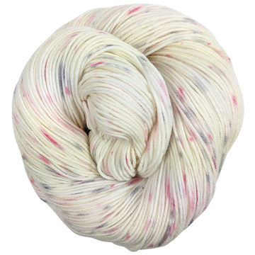 Knitcircus Yarns: Come What May 100g Speckled Handpaint skein, Greatest of Ease, ready to ship yarn