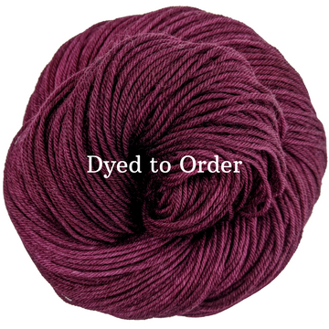 Knitcircus Yarns: Devil's Doorway Kettle-Dyed Semi-Solid skeins, dyed to order yarn
