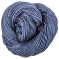 Knitcircus Yarns: Cornflower 100g Kettle-Dyed Semi-Solid skein, Divine, ready to ship yarn