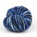 Knitcircus Yarns: We're Wolves 100g Speckled Handpaint skein, Spectacular, ready to ship yarn