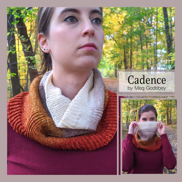 Cadence Yarn Pack, pattern not included, ready to ship