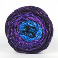 Knitcircus Yarns: The Knit Sky 50g Panoramic Gradient, Ringmaster, ready to ship yarn