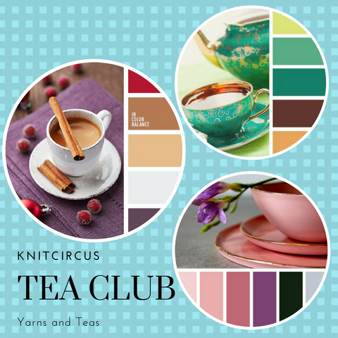 2018 Tea Club - 3 packages