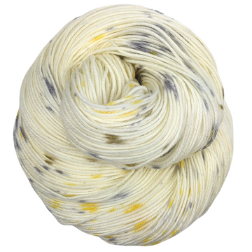 Knitcircus Yarns: Brass and Steam 100g Speckled Handpaint skein, Greatest of Ease, ready to ship yarn