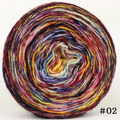 Knitcircus Yarns: Hello Jello 100g Modernist, Breathtaking BFL, choose your cake, ready to ship yarn