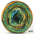Knitcircus Yarns: Get Knit Done 100g Modernist, Breathtaking BFL, choose your cake, ready to ship yarn
