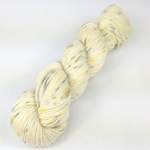 Knitcircus Yarns: Brass and Steam 100g Speckled Handpaint skein, Breathtaking BFL, ready to ship yarn