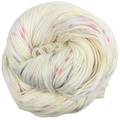 Knitcircus Yarns: Come What May 100g Speckled Handpaint skein, Opulence, ready to ship yarn