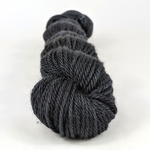 Knitcircus Yarns: Quoth the Raven 50g Kettle-Dyed Semi-Solid skein, Ringmaster, ready to ship yarn yarn