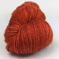 Knitcircus Yarns: Brick in the Wall 100g Kettle-Dyed Semi-Solid skein, Breathtaking BFL, ready to ship yarn