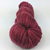 Knitcircus Yarns: Cranberry Sauce 100g Kettle-Dyed Semi-Solid skein, Opulence, ready to ship yarn