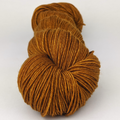 Knitcircus Yarns: Cut the Mustard 100g Kettle-Dyed Semi-Solid skein, Trampoline, ready to ship yarn