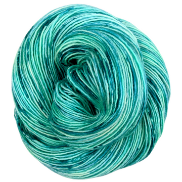 Knitcircus Yarns: Poolside 100g Speckled Handpaint skein, Spectacular, ready to ship yarn