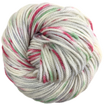 Knitcircus Yarns: Tis the Season 100g Speckled Handpaint skein, Ringmaster, ready to ship yarn