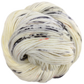 Knitcircus Yarns: Fox in the Henhouse 100g Speckled Handpaint skein, Greatest of Ease, ready to ship yarn