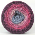 Knitcircus Yarns: Paris is Always a Good Idea 100g Panoramic Gradient, Breathtaking BFL, ready to ship yarn