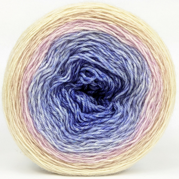 Knitcircus Yarns: Life's a Beach 150g Panoramic Gradient, Breathtaking BFL, ready to ship yarn