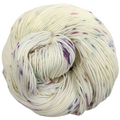 Knitcircus Yarns: Just Beet It 100g Speckled Handpaint skein, Greatest of Ease, ready to ship yarn