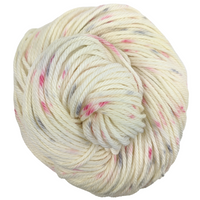 Knitcircus Yarns: Come What May 100g Speckled Handpaint skein, Ringmaster, ready to ship yarn