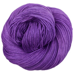 Knitcircus Yarns: Glitter Cannon 100g Kettle-Dyed Semi-Solid skein, Opulence, ready to ship yarn