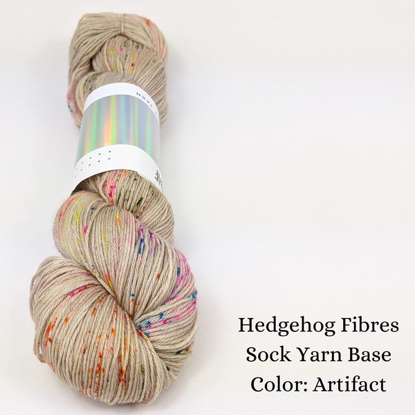 Sock Yarn by Hedgehog Fibres, assorted colors, ready to ship